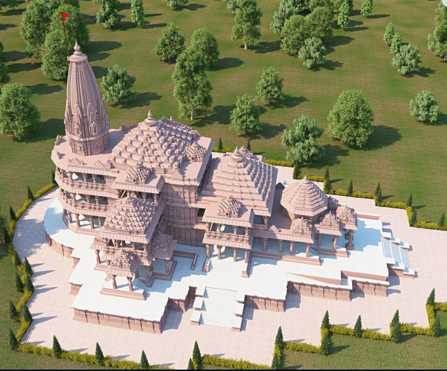 Ram mandir Ayodhya