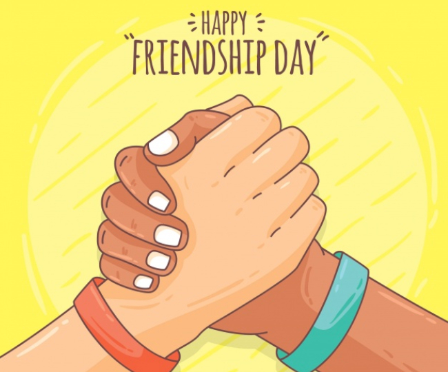 International Friendship Day - 30 July  AIMSFERTILITY.COM | DR GEETHA MAGAZINE   #EDUCRATSWEB