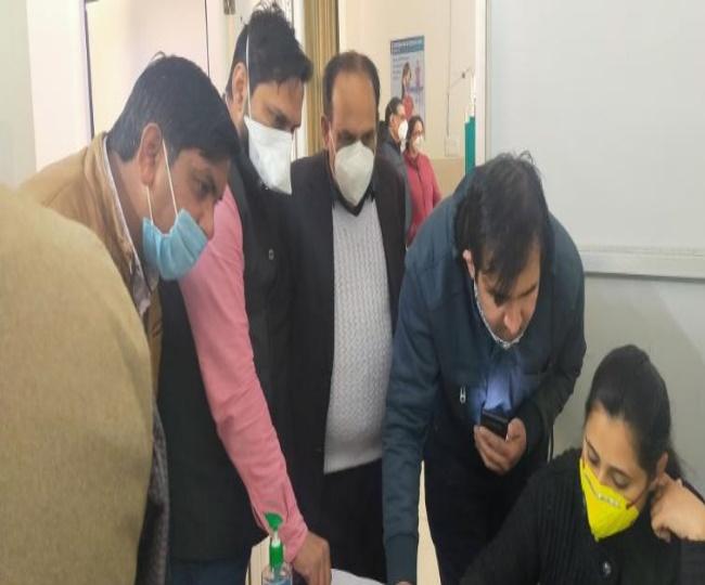 Coronavirus Vaccination Panipat