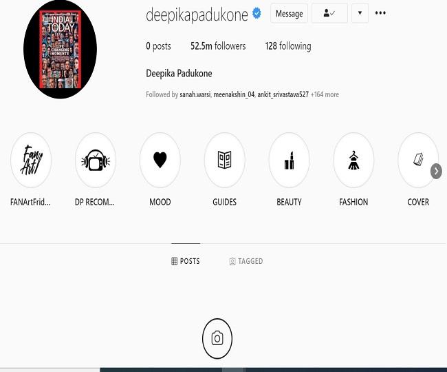 Deepika Padukone deleted all her social media posts, Instagram, Twitter, Facebook on the new year Funny Jokes