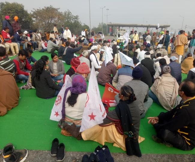 Farmers Protest Karnal