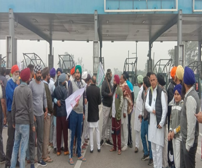 Farmers Protest Panipat