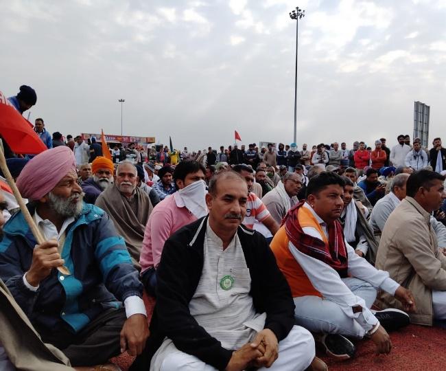 Farmers Protest Yamunanagar