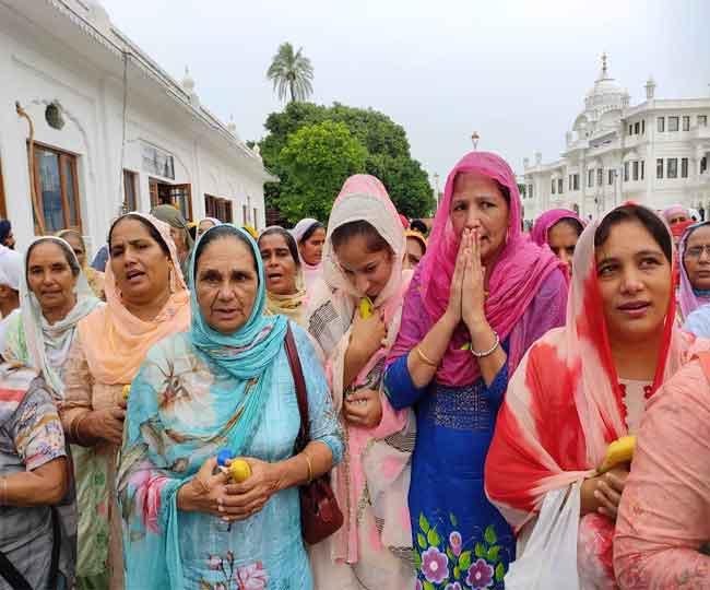 Baba Nanak procession