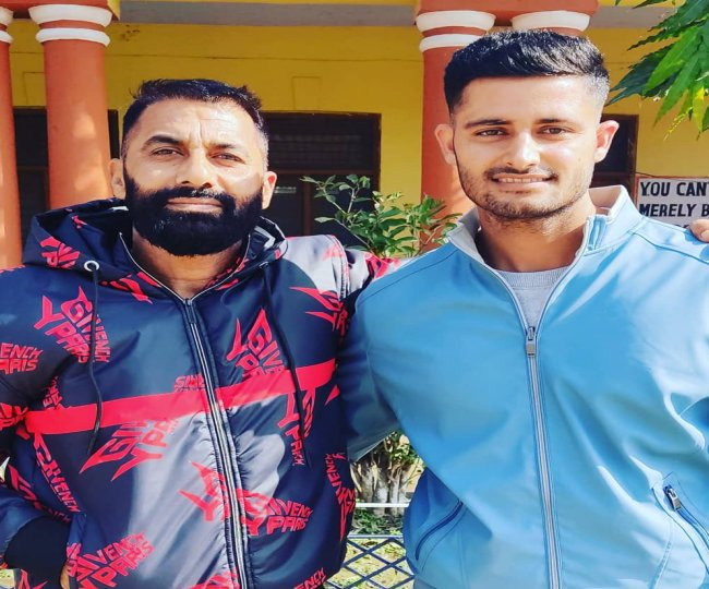 Image result for yudhvir singh charak cricketer