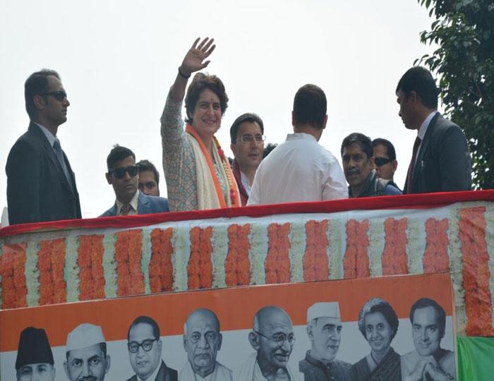 राहुल को दिल्ली नही यूपी चाहिए ,लोकसभा के समय विधान सभा की तैयारी py i ri ri