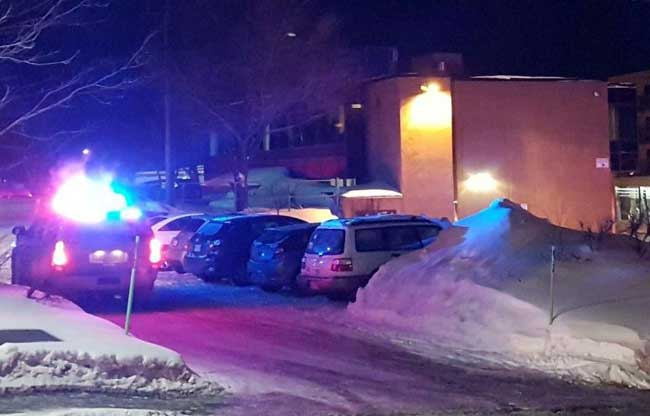Mosque Shooting Gallery: Five Dead In Quebec City Mosque Shooting