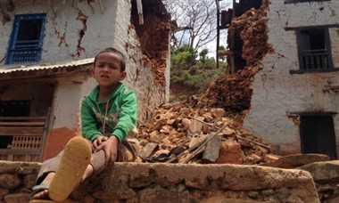 नेपाल के भूकंप में फंसा था इंडिया