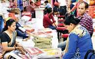 ईद का बाजार तैयार, उमड़ रहे खरीदार