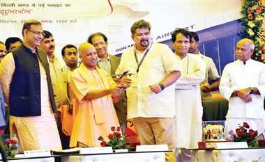 अब तीन हजार में गोरखपुर-दिल्ली