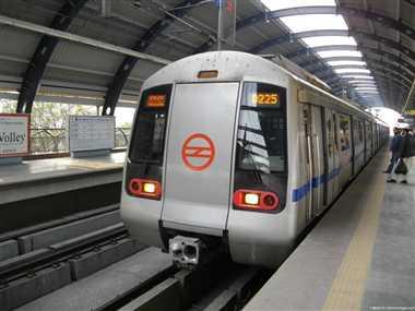 एयरपोर्ट जाने वालों के मिलेगी मेट्रो की सुविधा