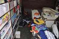 कल्याणपुर में आढ़ती भाइयों के घर 20 लाख की चोरी
