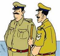 लुटेरों की तलाश में पुलिस ने बिछाया जाल