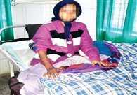 दर्द से कराहती रही गर्भवती, रेलवे ट्रैक पर जन्मा बच्चा