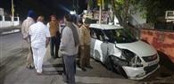 कार सवार डॉक्टर ने नशे में मचाया सड़क पर कोहराम