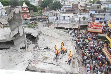 भूकंप आने पर होती है ऐसी जनहानि