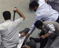 एआरटीओ समेत भाई की पुलिस ने की पिटाई