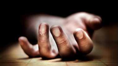 बेटा थाना में, मां की सदमे से मौत