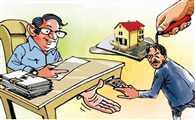 यहां बिना सुविधा शुल्क नहीं बढ़ती प्रधानमंत्री आवास योजना की फाइल