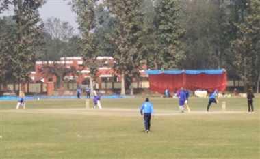 पंकज की शानदार बल्लेबाजी, गोरखपुर की दूसरी जीत