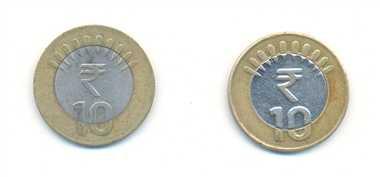 मार्केट में खनक रहे 10 रुपए के नकली सिक्के