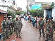 जमशेदपुर: युवक की मौत पर बस्तीवालों ने आरोपी का घर फूंका