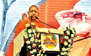 गोरखपुर महोत्सव : सीएम योगी बोले, यूपी का अब हर जिला मनाएगा अपना महोत्सव