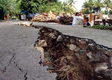 भूकंप से जागरूकता के लिए स्मार्ट वॉक आज
