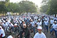 जमशेदपुर में दिखा बाइकॉथन का जुनून