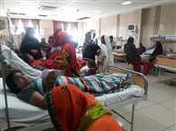 डेंगू और गिरता तापमान लोगों के लिए आफत