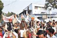 अधिकार रैली में गरजे गुर्जर, मांगी 5 सीटें