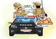 सूचना के बाद भी निर्धारित समय पर नहीं पहुंच पाती पुलिस