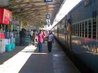 रेलवे बोर्ड चेयरमैन की ट्रेन से टकराया जानवर