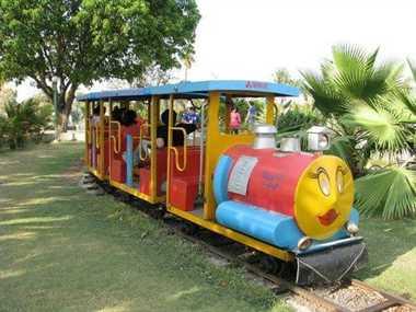 टूरिस्ट प्लेस नहीं, पार्क में चलेगी ट्वॉय ट्रेन