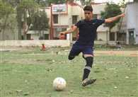 फुटबॉल के लिए क्रेजी हुआ कानपुर