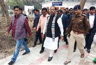 जमशेदपुर में मुख्यमंत्री ने किया साकची में बनी कैंटीन का उद्घाटन, सभी थानों में यहीं से पहुंचेगा खाना
