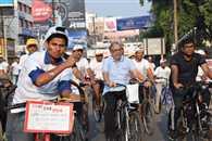 पटना में बनेगा साइकिल ट्रैक