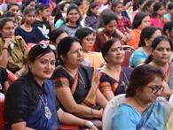ज्ञानमूलक समाज में बराबर हो महिलाओं की भागीदारी