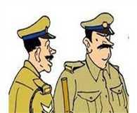 किदवईनगर में पकड़ा गया डकैतों का गिरोह