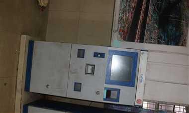 यूटीएस मशीन खराब, टिकट के लिए परेशानी