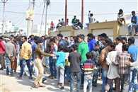 2 दिन, 4 महकमें, 100 कर्मचारी फिर भी तेंदुआ पकड़ से दूर