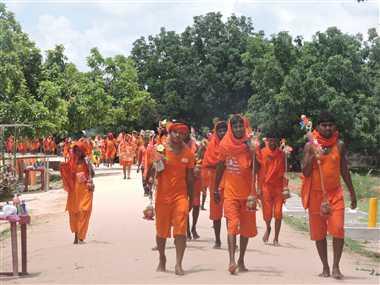 आज फिर पहाड़ी मंदिर में शिव भक्तों का लगेगा मेला
