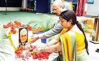 पूर्व प्रधानमंत्री को शांति से दी गोरखपुर ने श्रद्धांजलि