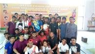 रामाधीन सिंह इंटर कॉलेज के दिलीप, राजकुमार और शाहरुख ने जीते गोल्ड