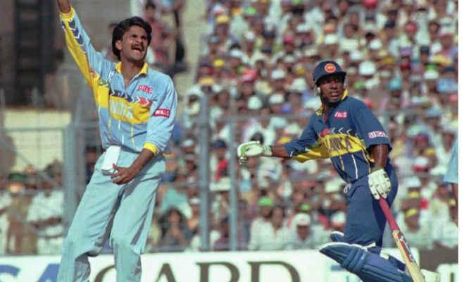 13 मार्च को खेला गया था भारत-श्रीलंका का वो मैच,जो आज तक पूरा नहीं हो सका