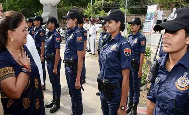 ये महिला पुलिस भारत के इस शहर में कसेंगी अपराध पर शिकंजा