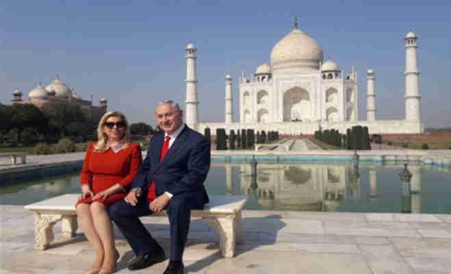 राष्ट्रपति मैक्रों आज पत्नी संग घूमेंगे ताजमहल,इस साल ये विदेशी मेहमान भी कर चुके हैं ताज का दीदार