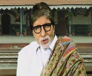 पालकी में बैठकर 'ठग्स ऑफ हिंदोस्तां' की शूटिंग पर पहुंचे थे बिग-बी