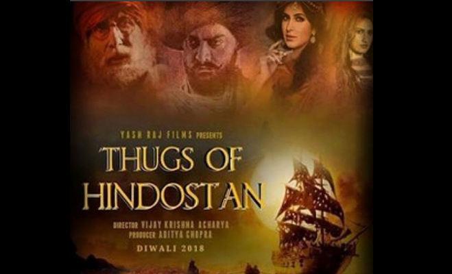 ठग्स ऑफ हिंदोस्तां ने अपनाई संजू की बॉक्स ऑफिस सफलता की ये कुंजी,ट्रेलर इस दिन होगा रिलीज
