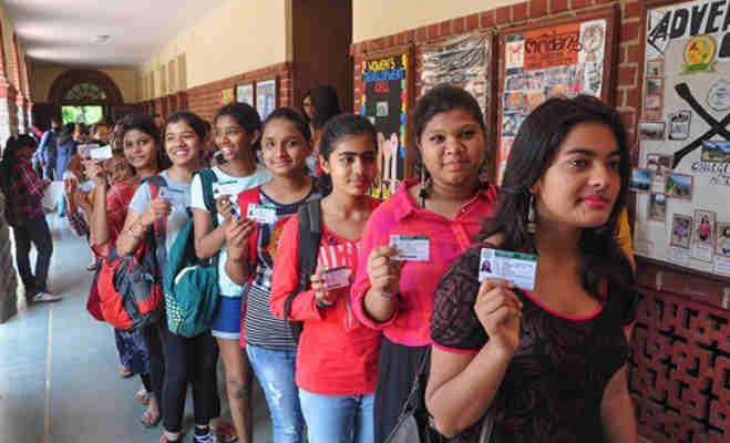 dusu के चुनाव परिणाम आज होंगे जारी,जानें दिल्ली के इन काॅलेजों में किसने मारी बाजी
